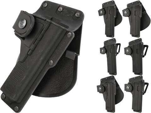Fobus Tactical Duty Holster w/ Active Retention