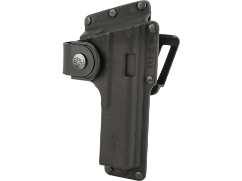 Fobus Tactical Duty Holster w/ Active Retention (Model: GLOCK 19, 23, 32 w/ Light or Laser / Roto Belt)