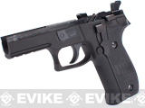 Pre-Order Estimated Arrival: 07/2013 --- Complete Frame Assembly w/ Magazine for WE-Tech F226 Airsoft GBB - (Type A Railed Version)