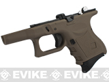 Complete Frame Assembly w/ Magazine for WE-Tech WE26 Airsoft GBB - Tan
