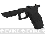 Complete Frame Assembly w/ Magazine for WE-Tech WE26C Airsoft GBB - Black