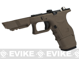 Complete Frame Assembly w/ Magazine for WE-Tech WE26C Airsoft GBB - Tan
