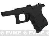 Complete Frame Assembly w/ Magazine for WE-Tech WE27 Airsoft GBB - Black