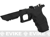 Complete Frame Assembly w/ Magazine for WE-Tech WE33 Airsoft GBB - Black