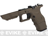 Complete Frame Assembly w/ Magazine for WE-Tech WE33 Airsoft GBB - Tan