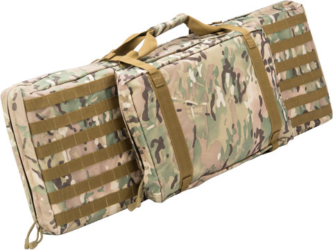 Matrix Tactical 38 Padded Double Duty Single Rifle Bag w/ Pistol Carrying Pouch