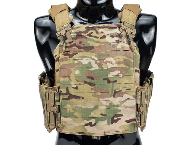 FirstSpear Strandhogg SAPI Cut Plate Carrier (Color: Multicam / Large)
