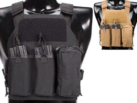 FirstSpear First On Plate Carrier w/ Integrated Pouches