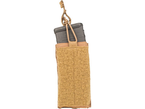 FirstSpear Ragnar Stretch Single M4 Magazine Pouch for FirstSpear Cummerbunds (Color: Coyote)