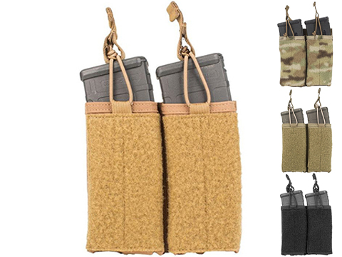 FirstSpear Ragnar Stretch Double M4 Magazine Pouch for FirstSpear Cummerbunds