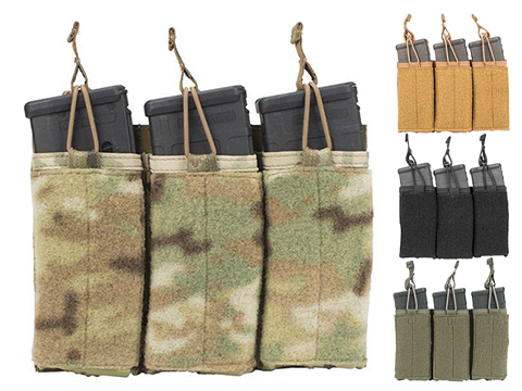 FirstSpear Ragnar Stretch Triple M4 Magazine Pouch for FirstSpear Cummerbunds