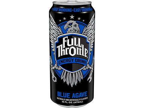 Full Throttle Energy Drink (Flavor: Blue Agave)