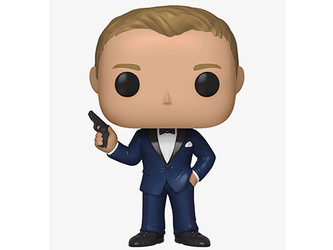 Funko POP! James Bond from Casino Royale - Daniel Craig