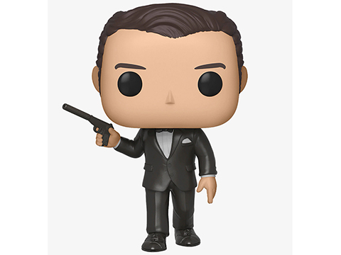 Funko POP! James Bond from Goldeneye - Pierce Brosnan