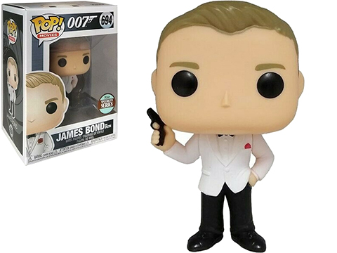 Funko POP! Specialty Series Limited Edition James Bond from Spectre - Daniel Craig