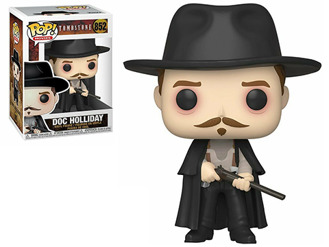 Funko POP! Movies  Tombstone (Figure: Doc Holiday)