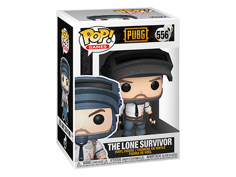 POP! Games Player Unknown's Battleground Vinyl Figure (Model: The Lone Survivor)