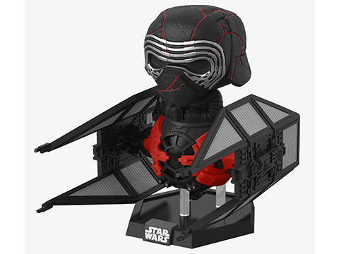 Funko POP! STAR WARS� - The Rise of Skywalker - Supreme Leader Kylo Ren� in the Whisper Deluxe Vinyl Figure