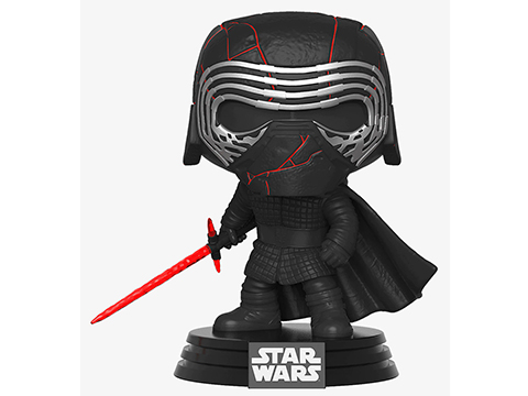 Funko POP! STAR WARS� - The Rise of Skywalker Vinyl Figure Series (Model: Supreme Leader Kylo Ren)