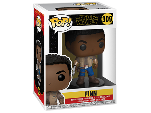 Funko POP! STAR WARS� - The Rise of Skywalker - Finn Vinyl Figure