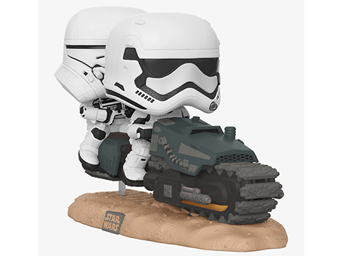 Funko POP! STAR WARS� - The Rise of Skywalker - First Order Tread Speeder� Vinyl Figure