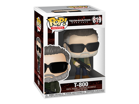 Funko POP! Terminator: Dark Fate Series Vinyl Figure (Model: T-800)