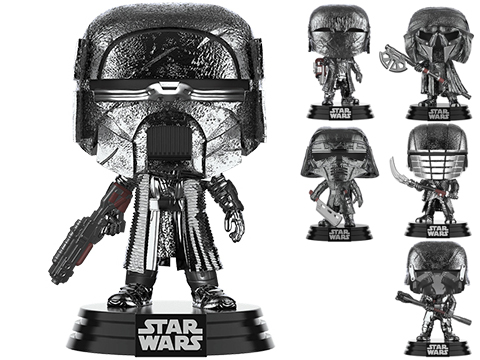 Funko POP! STAR WARS™ - The Rise of Skywalker Knights of Ren Vinyl Figure Series
