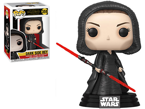 Funko POP! STAR WARS™ - The Rise of Skywalker - Dark Rey