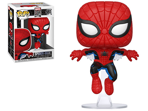 Funko POP! Marvel 80th Anniversary Series (Style: Spider-Man)