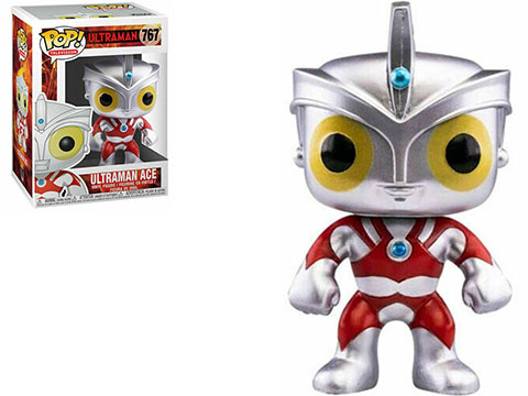 Funko POP! TV: Ultraman Vinyl Figure Series (Model: Ultraman Ace)