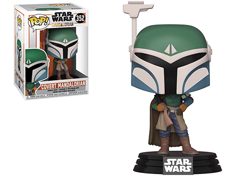 Pop! Star Wars: The Mandalorian (Figure: Covert Mandalorian)