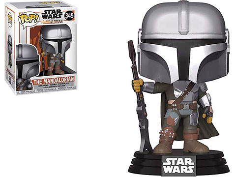 Funko POP! Star Wars: The Mandalorian (Figure: The Mandalorian - Final)