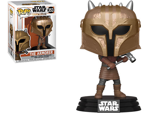 Funko POP! Star Wars: The Mandalorian (Figure: The Armorer)