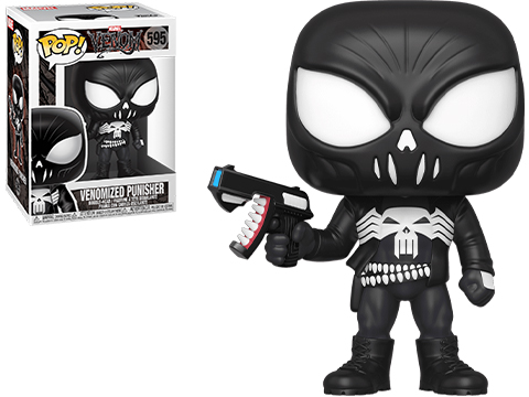 Funk POP! Marvel Venomized Series (Style: Punisher)