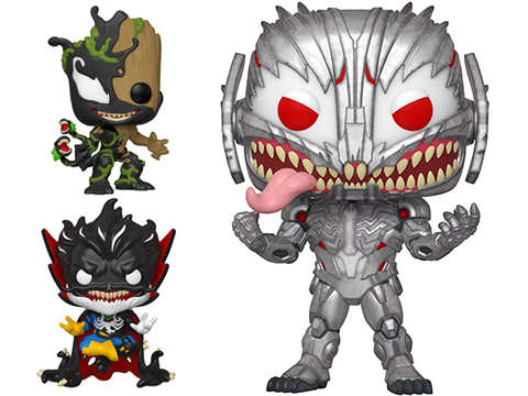 Funko Pop! Marvel: Venomized Vinyl Figure