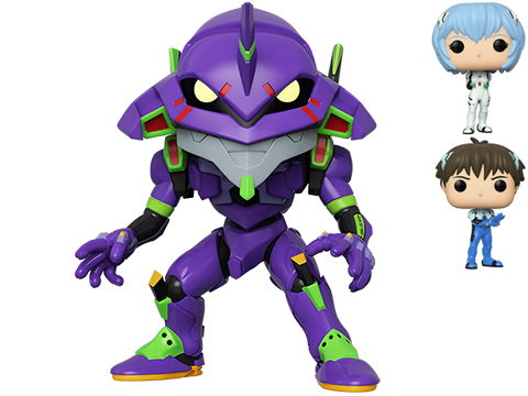 Funko POP! Animation: Neon Genesis Evangelion (Figure: Eva Unit 01)