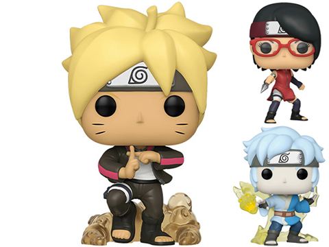 Funko POP! Animation: Boruto