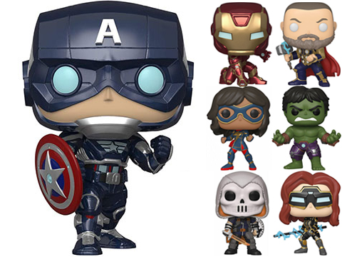 Funko POP! Marvel Avengers Gamerverse Vinyl Figure