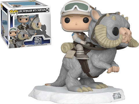Funko POP! Star Wars: Luke on Taun Taun Vinyl Figure