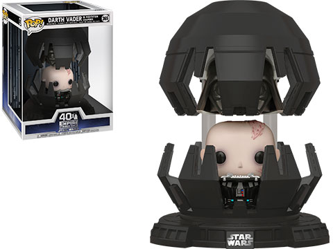 Funko POP! Star Wars: Darth Vader in Meditation Chamber Vinyl Figure