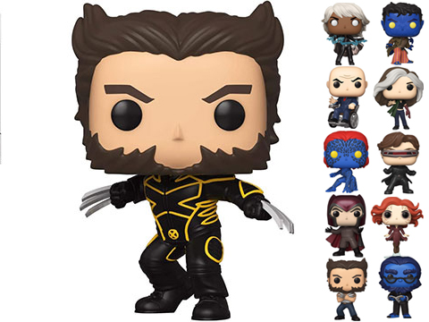 Funko POP! Marvel X-Men 20th Anniversary Vinyl Figure