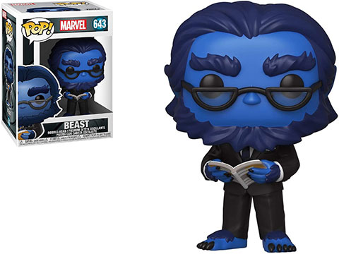 Funko POP! Marvel X-Men 20th Anniversary Vinyl Figure (Figure: Beast)