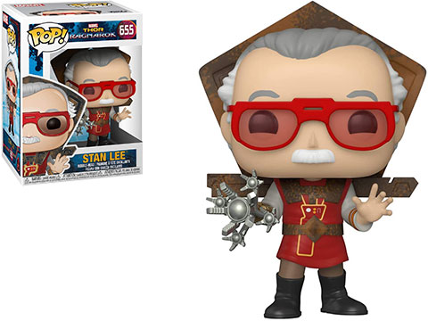 Funko POP! Icons Vinyl Figures (Figure: Stan Lee in Ragnarok Outfit)