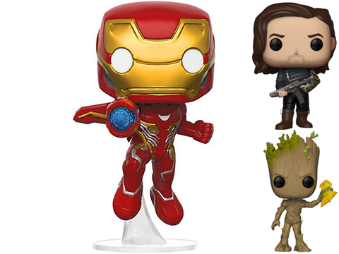 Funko POP! Infinity War Series