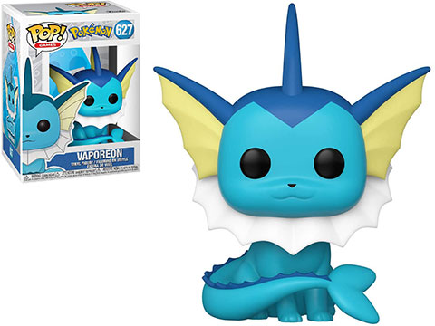 Funko POP! Pokemon Series (Figure: Vaporeon)