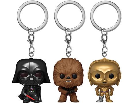 Funko POP! Star Wars Classics Vinyl Keychain