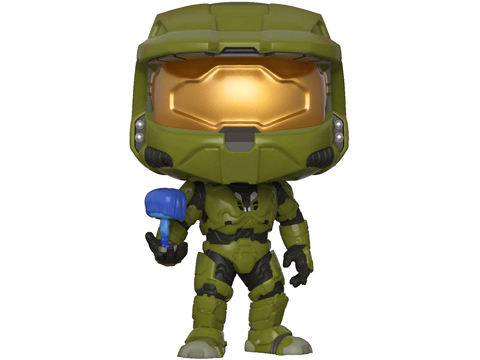 Funko POP! Halo Vinyl Figure (Model: Master Chief w/ Cortana)
