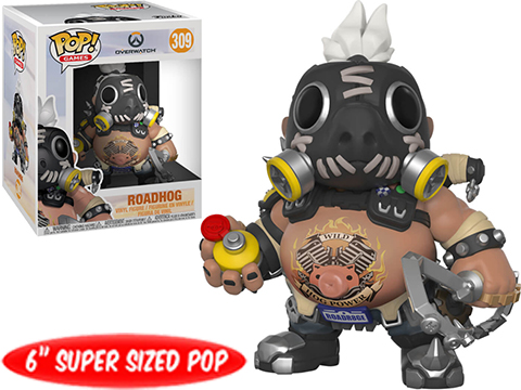 Funko POP! Overwatch Roadhog 6-Inch Vinyl Figure