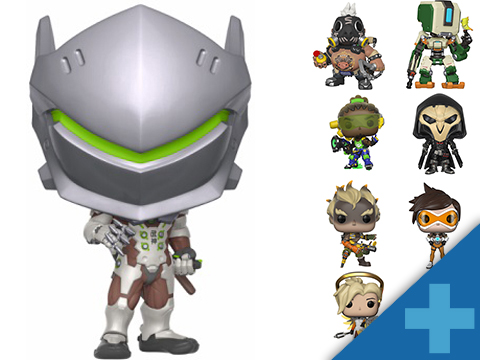 Funko POP! Overwatch Vinyl Figure