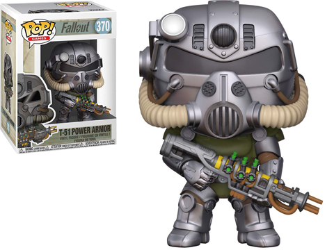 Funko POP! Fallout T-51 Power Armor Vinyl Figure